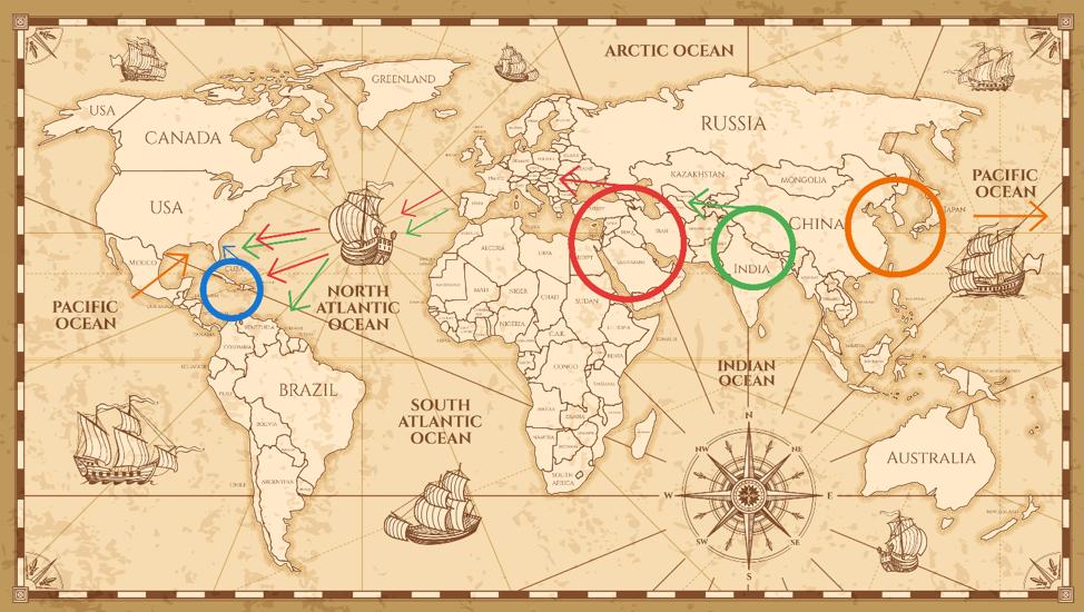 citrus-origin-migration-map