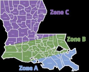 louisiana-hardiness-zone-map
