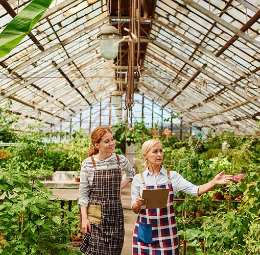 two-women-in-greenhouse