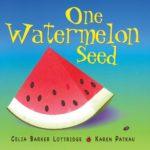 book_cover_One_Watermelon_Seed_Celia_Barker_Lottridge