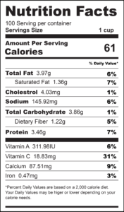 Roasted Squash with Zucchini Nutrition Label-01